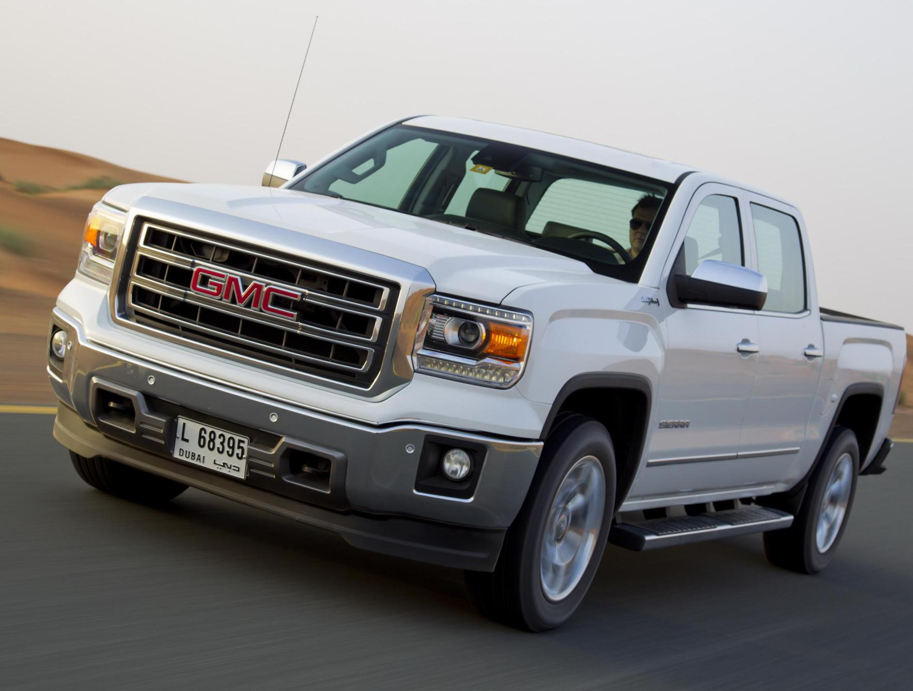 GMC Sierra Crew Cab Specifications 2010