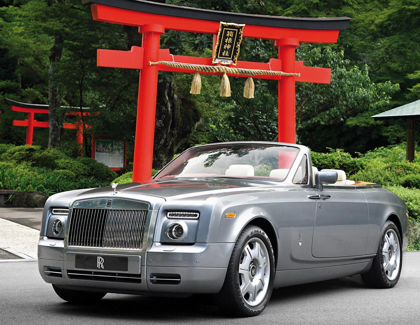 Rolls-Royce Phantom Coupe Photos and Specs. Photo: Phantom ...
