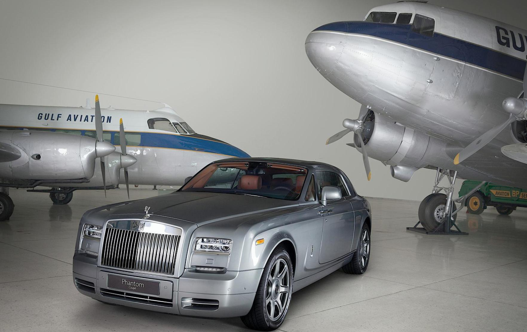 Rolls-Royce Phantom Coupe review suv