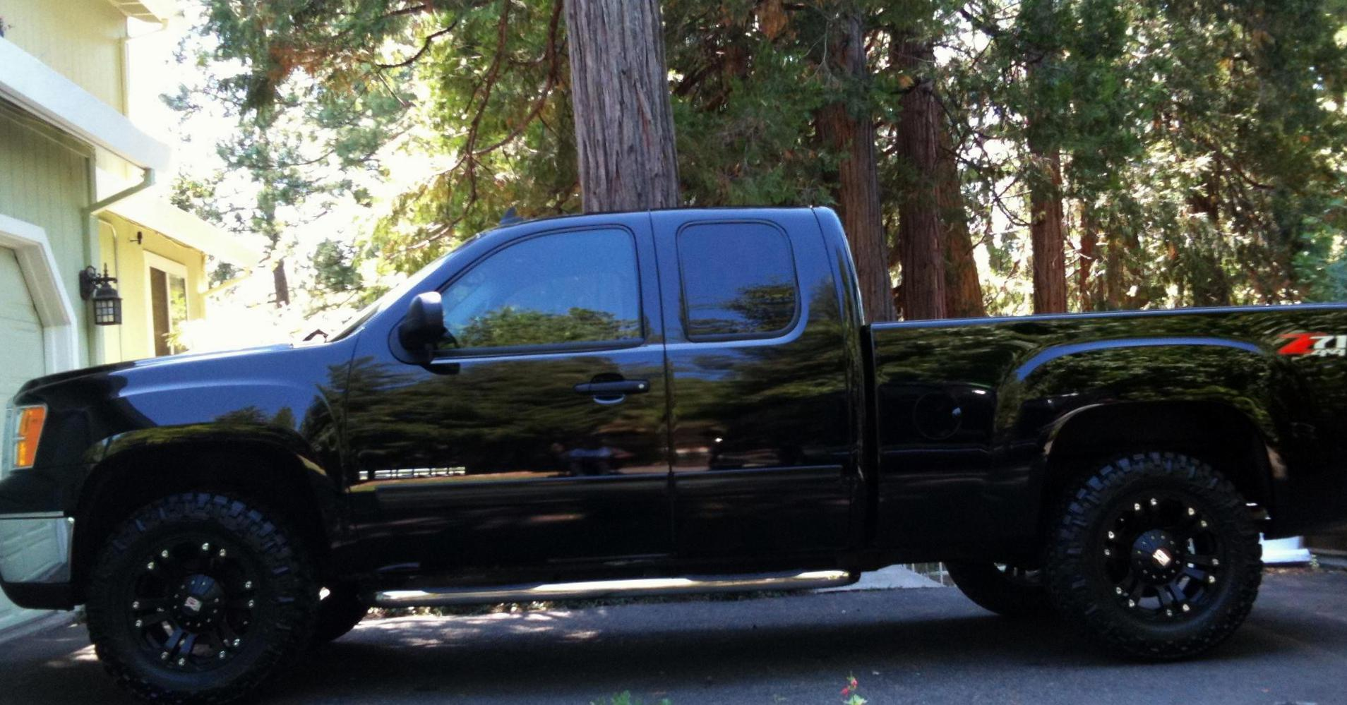 Sierra Extended Cab GMC used 2006