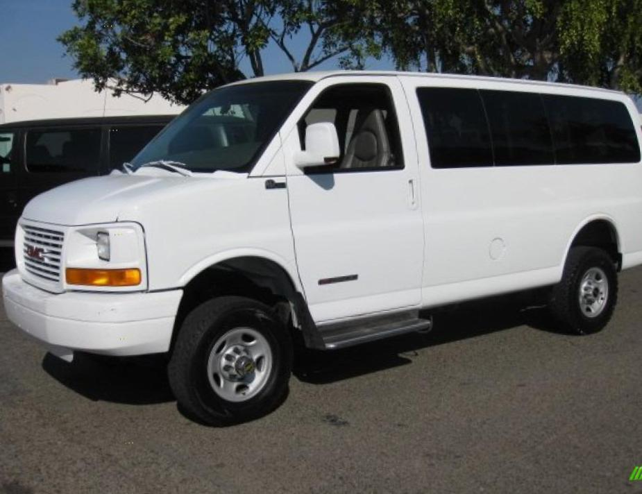 Savana Cargo GMC lease suv