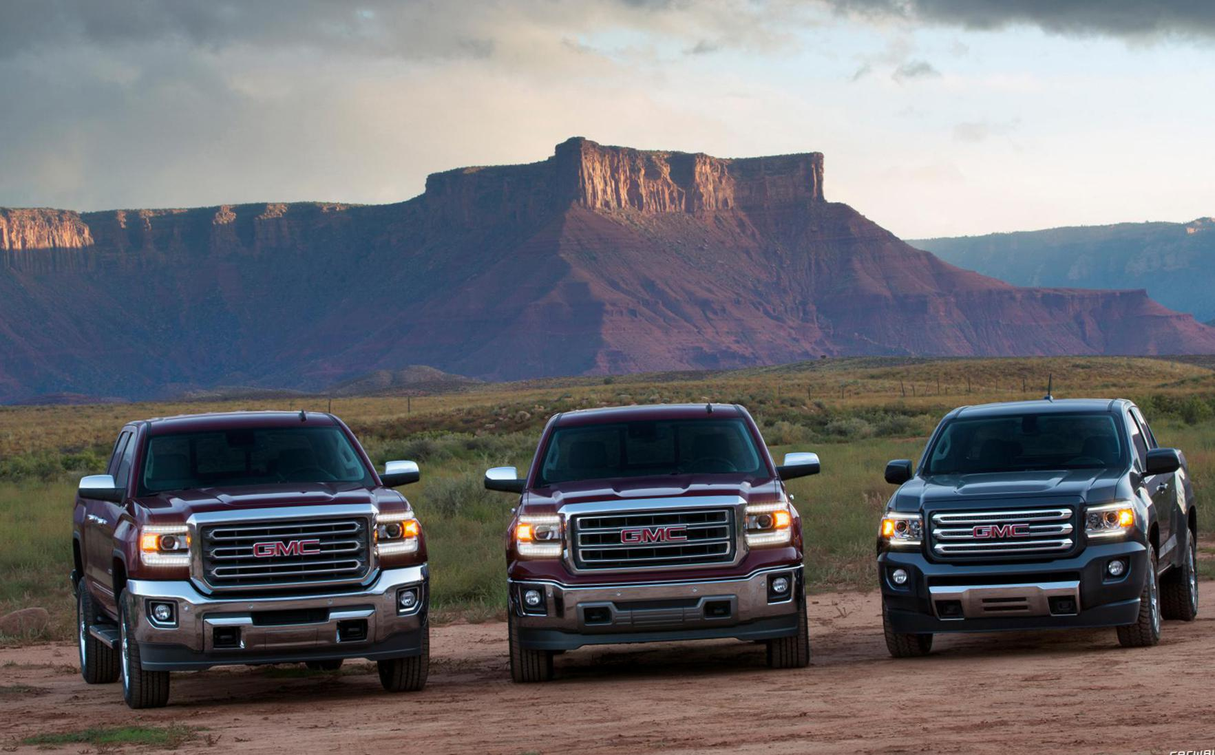 GMC Canyon Extended Cab review 2015