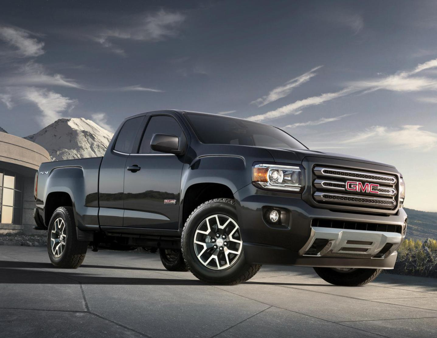 GMC Canyon Extended Cab sale 2013