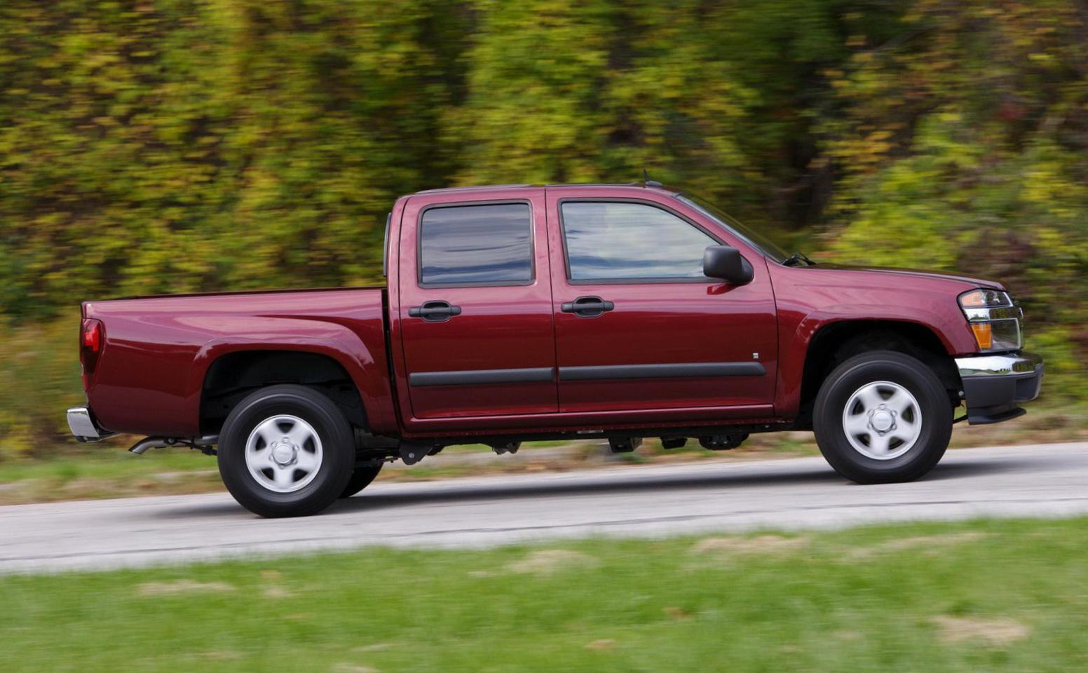 GMC Canyon Crew Cab for sale 2015