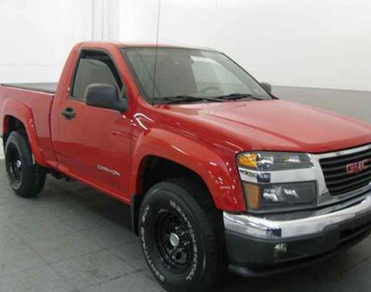 GMC Canyon Regular Cab sale 2010