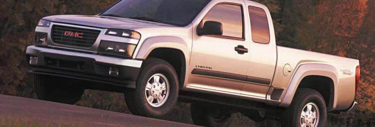 GMC Canyon Extended Cab price suv
