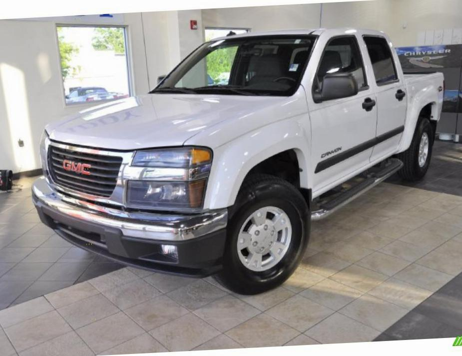 GMC Canyon Crew Cab cost hatchback