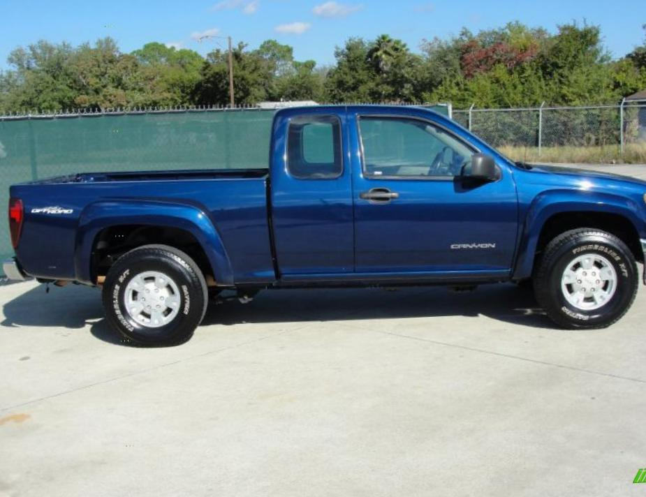 GMC Canyon Crew Cab model hatchback