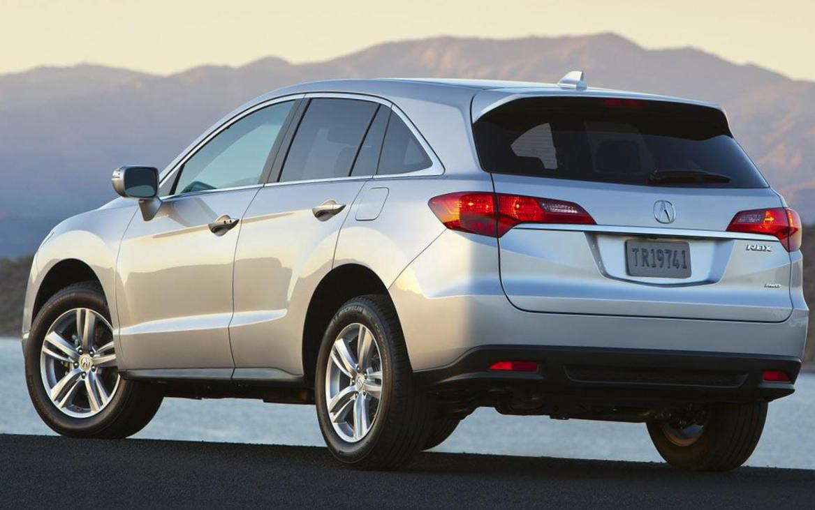 Acura RDX review 2009