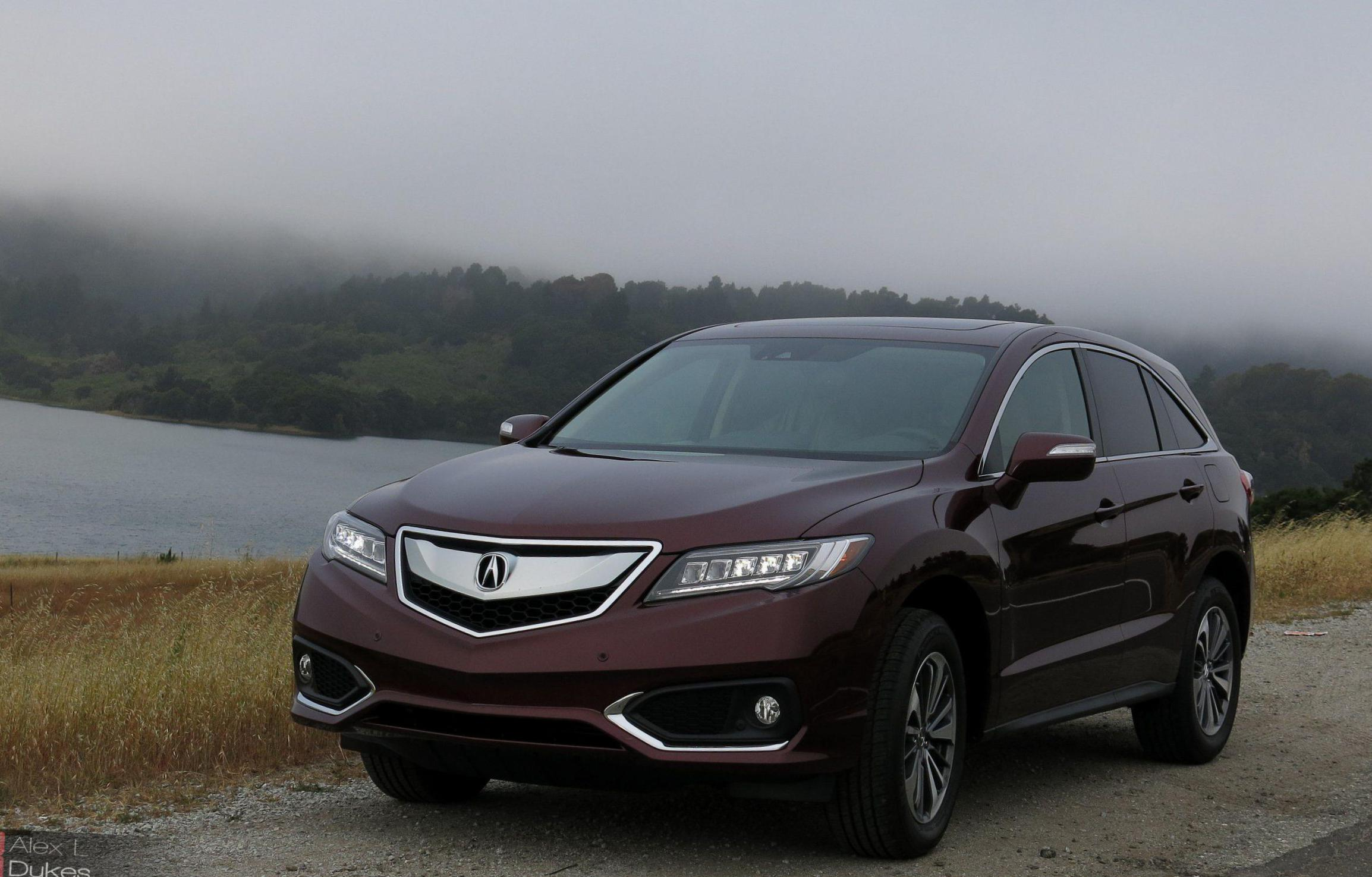 RDX Acura prices 2015