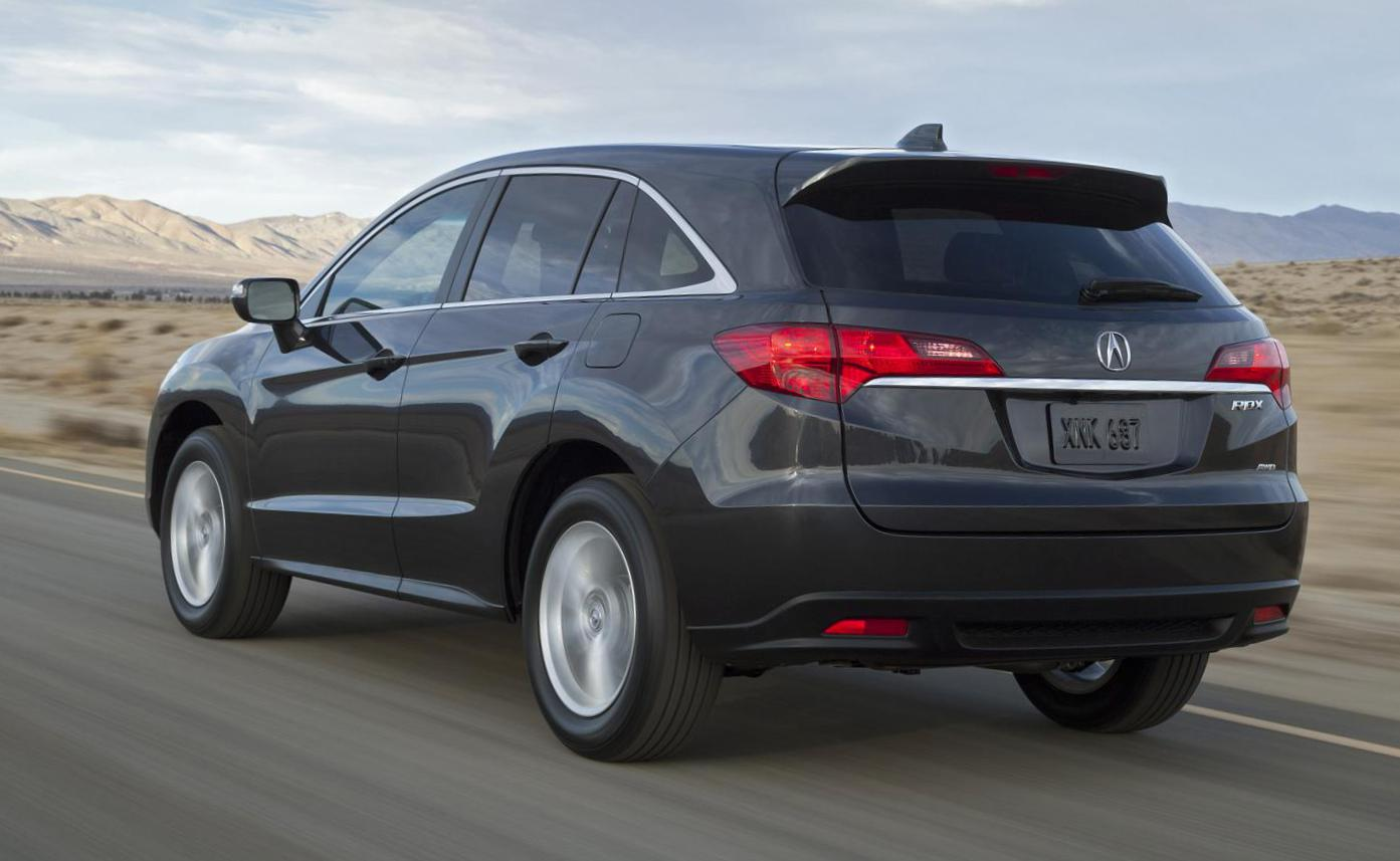RDX Acura Specifications 2012