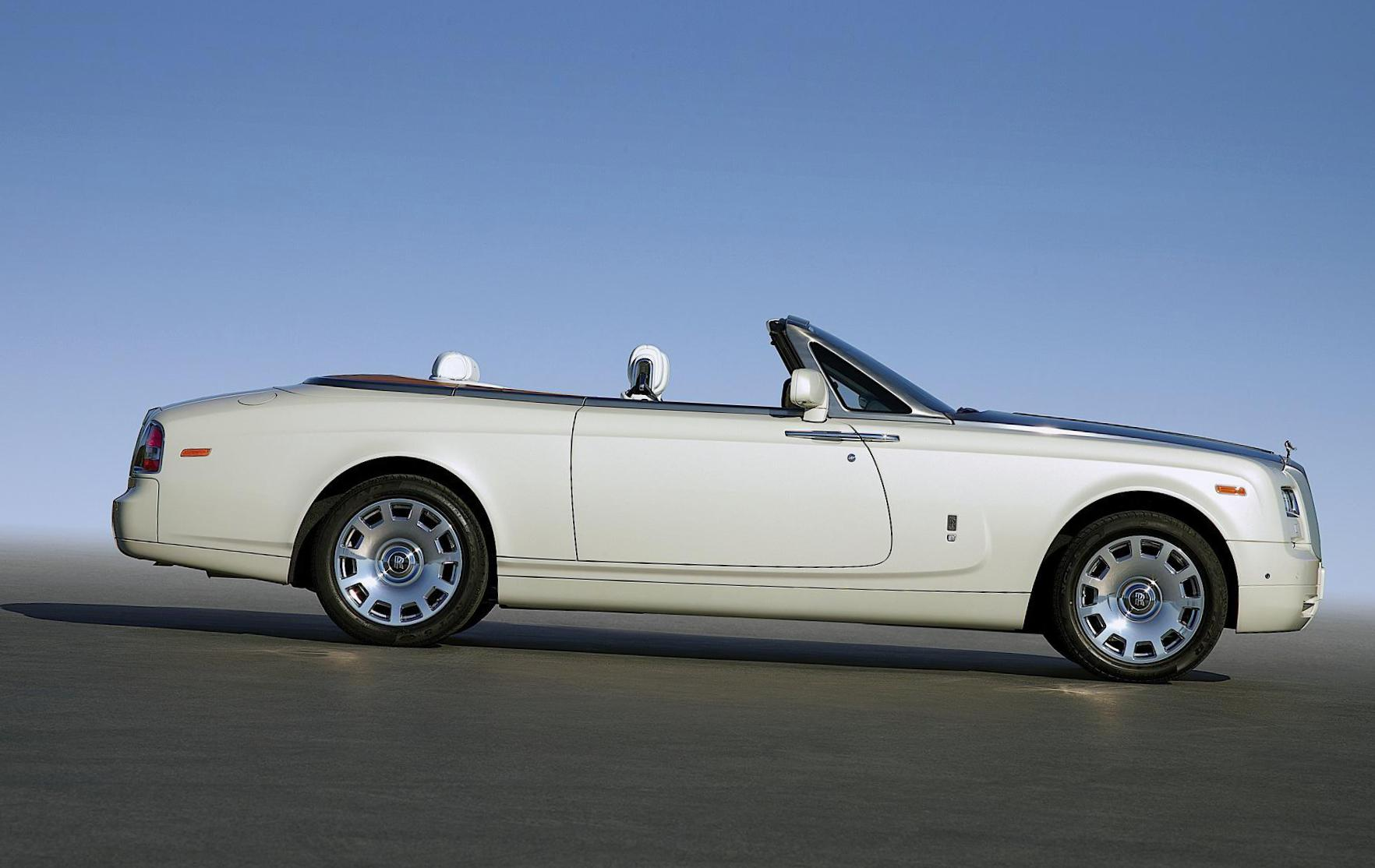 Phantom Drophead Coupe Rolls-Royce parts sedan