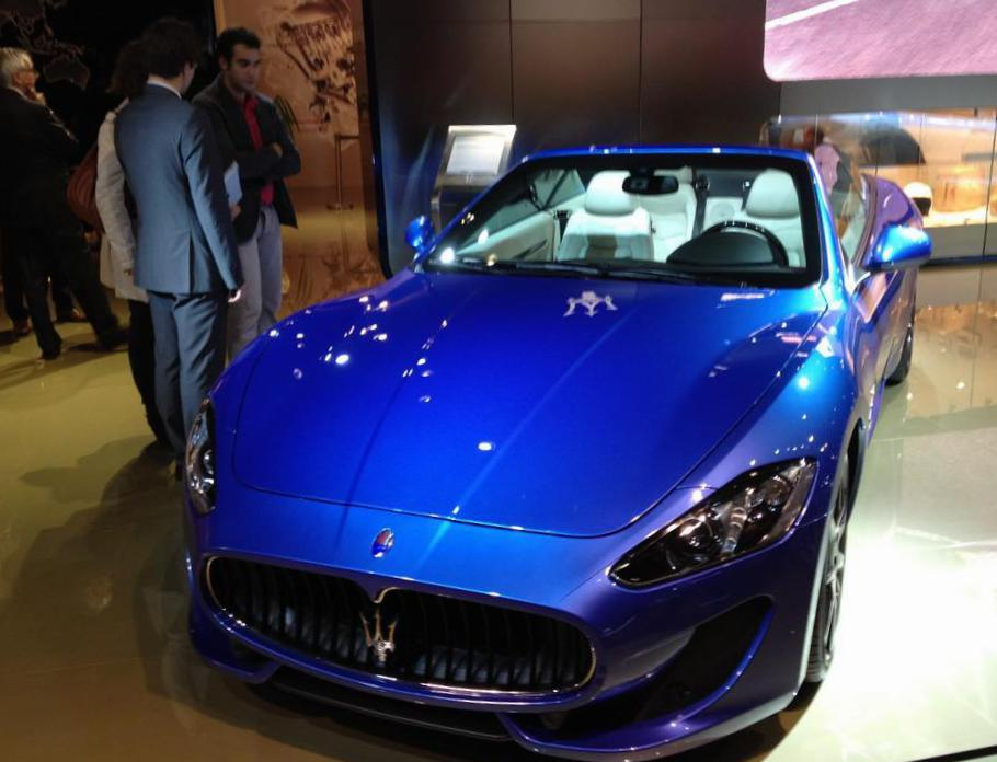 GranCabrio MC Maserati reviews 2007