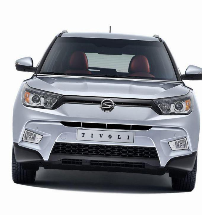SsangYong Tivoli parts 2012