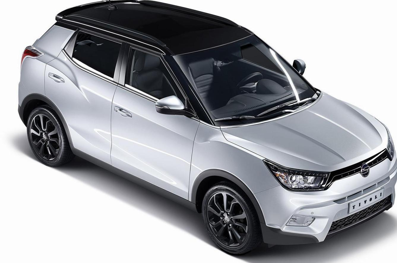 Tivoli SsangYong Specifications 2014