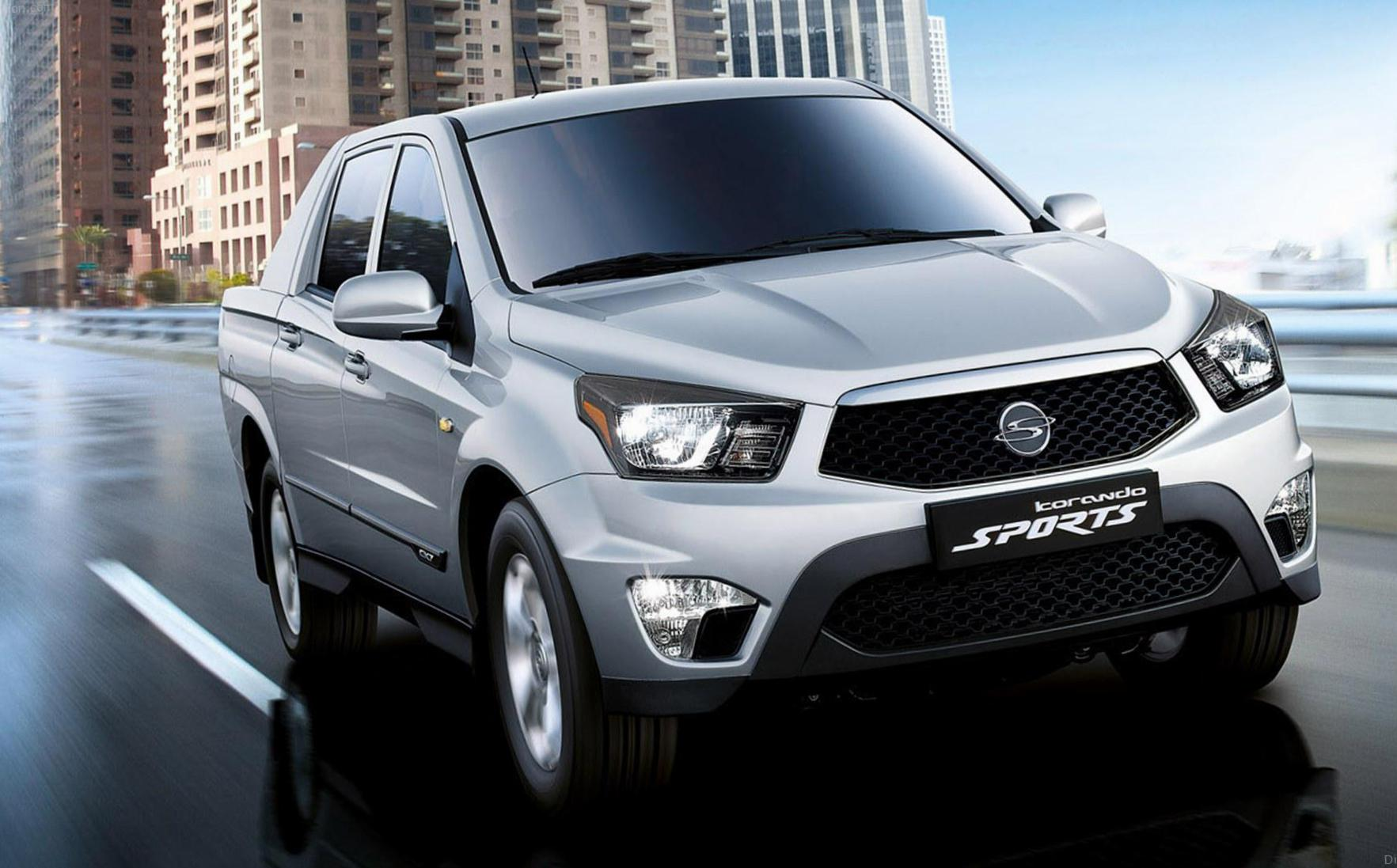 Korando SsangYong Specification 2009