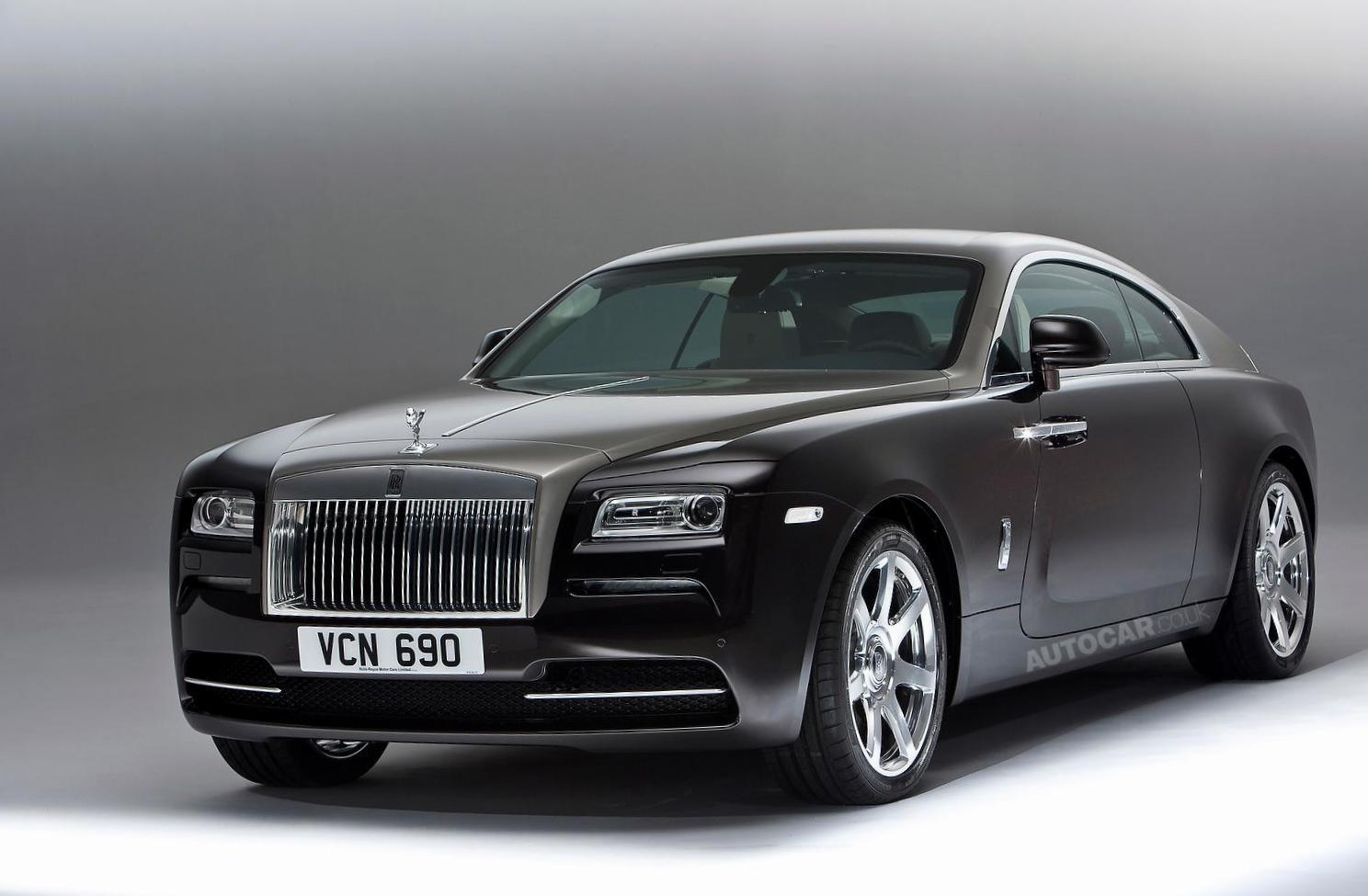 Rolls Royce Wraith Cost Suv