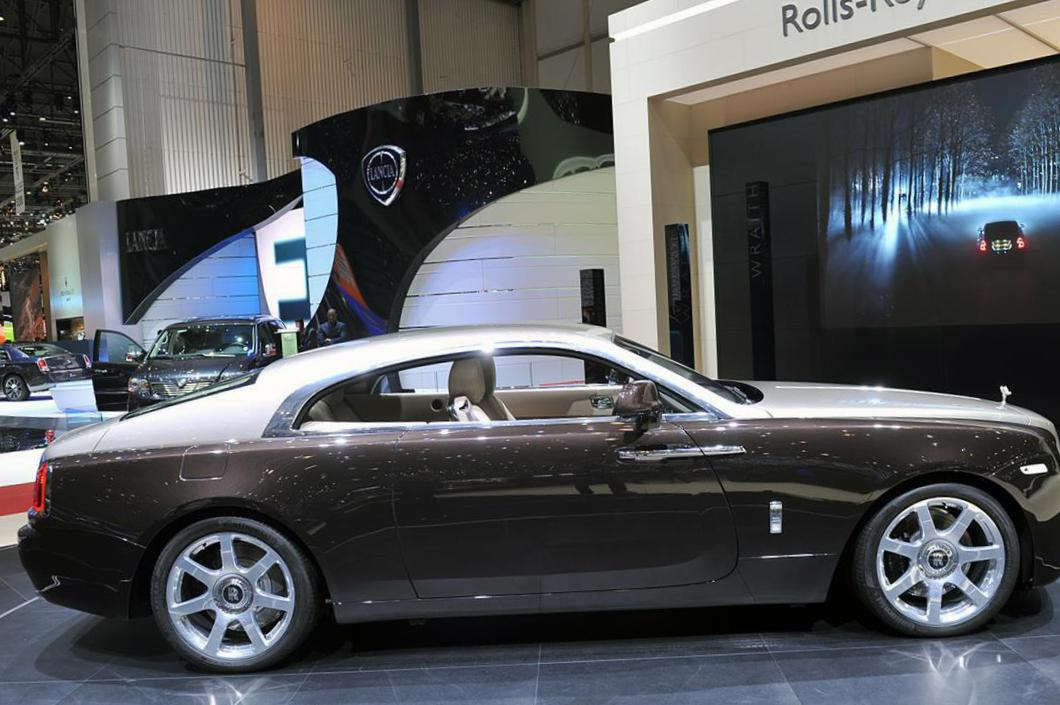 Rolls-Royce Wraith used cabriolet