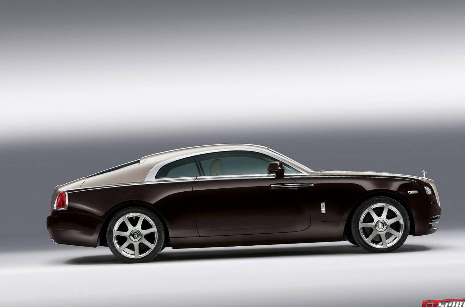 Wraith Rolls Royce Tuning Hatchback