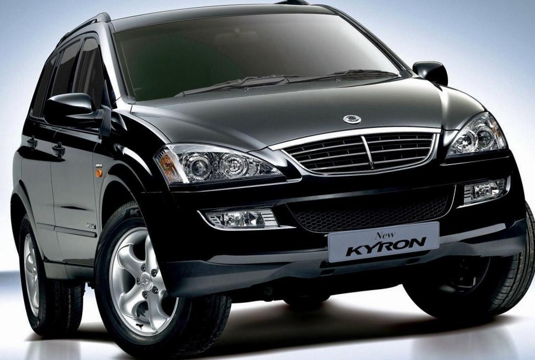 SsangYong Kyron prices 2010