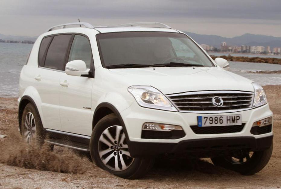 Rexton W SsangYong review 2007