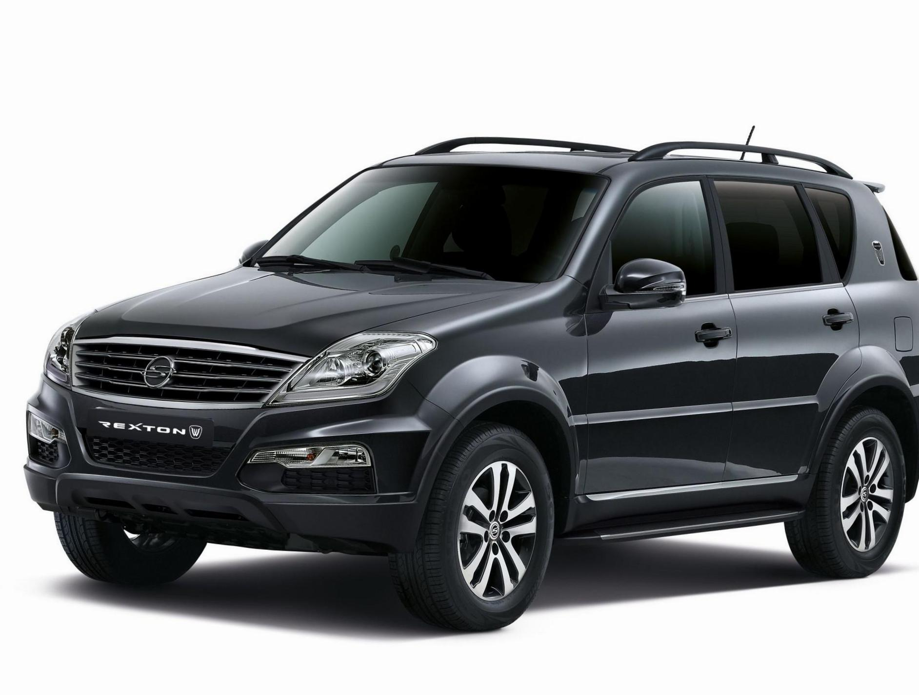 ssangyong rexton w photos and specs photo ssangyong rexton w review and 26 perfect photos of. Black Bedroom Furniture Sets. Home Design Ideas
