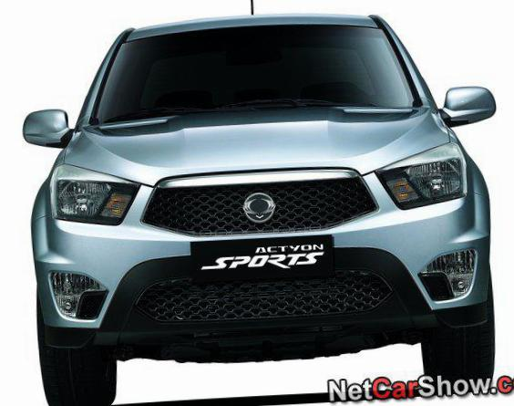 Actyon SsangYong parts 2010