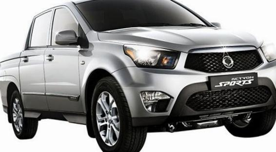 SsangYong Actyon tuning 2010
