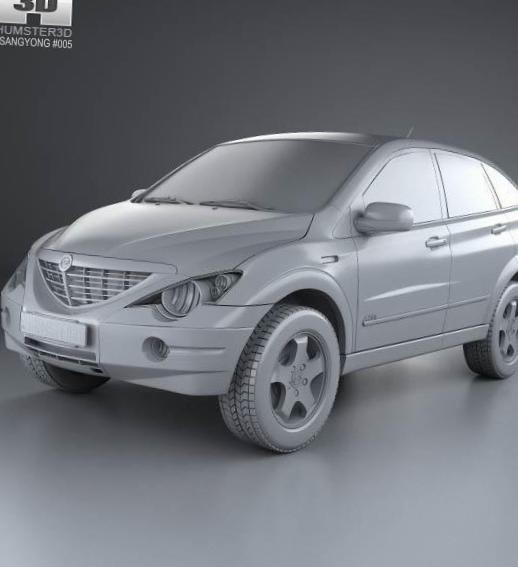Actyon SsangYong Specifications 2013