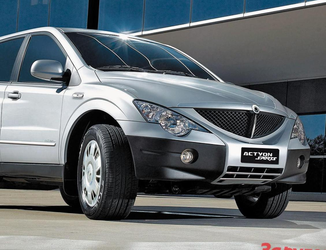 Actyon Sports SsangYong sale pickup