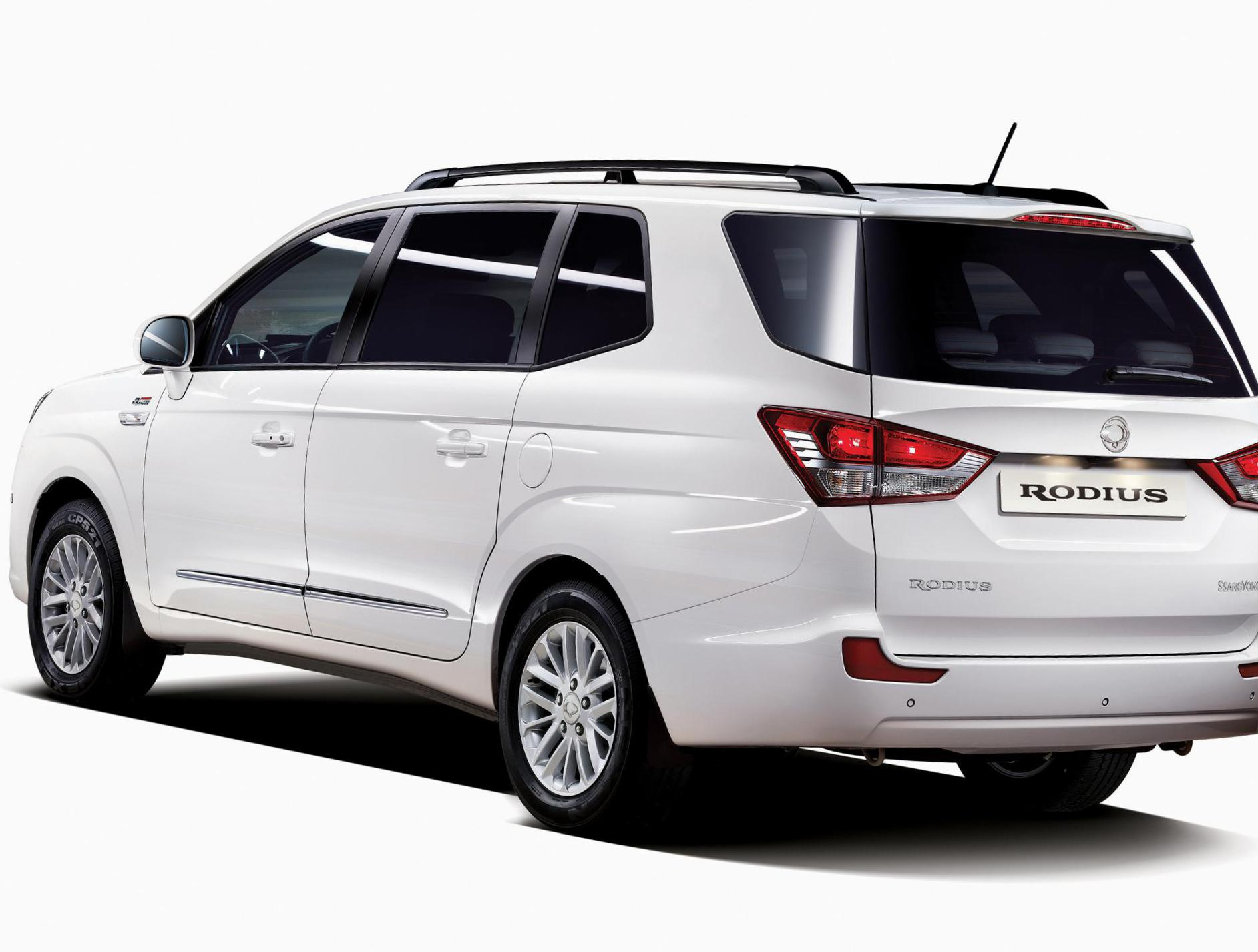 SsangYong Rodius review hatchback