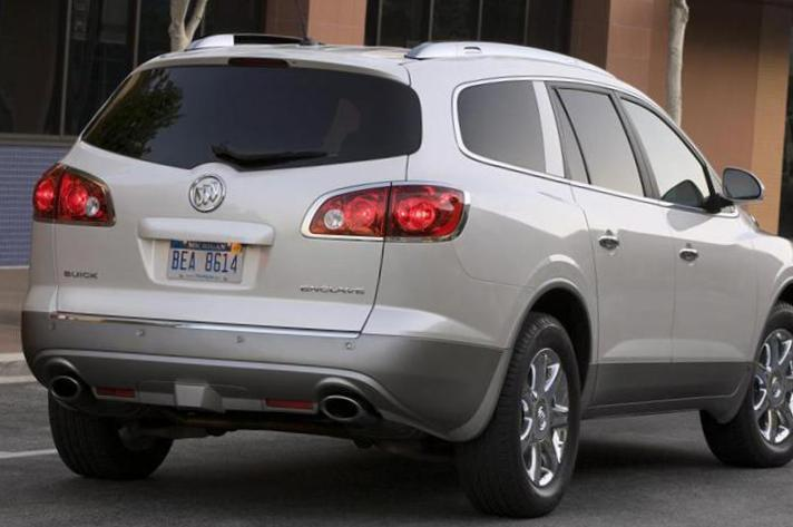 Buick Enclave cost suv