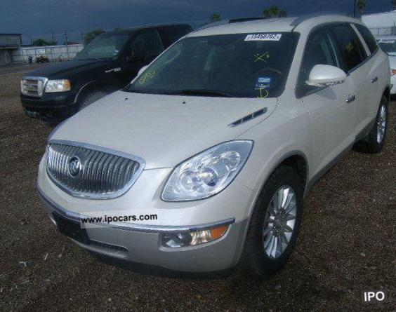 Buick Enclave price 2012
