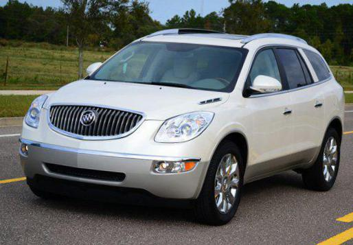 Enclave Buick for sale 2012