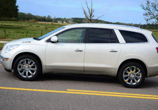 Enclave Buick lease suv