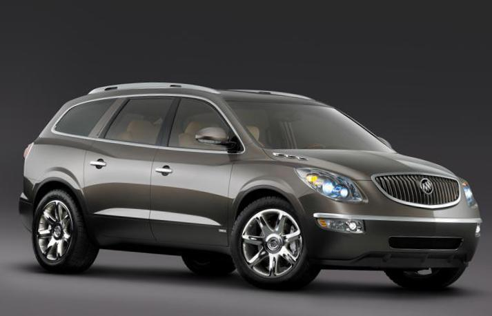 Buick Enclave approved 2012