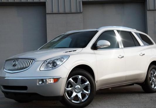 Buick Enclave review suv