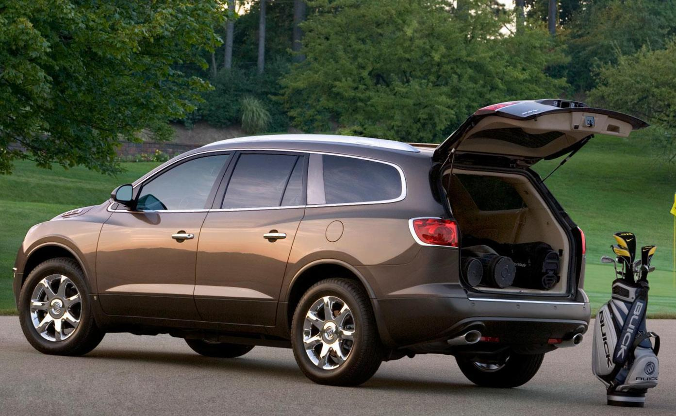 Enclave Buick prices suv