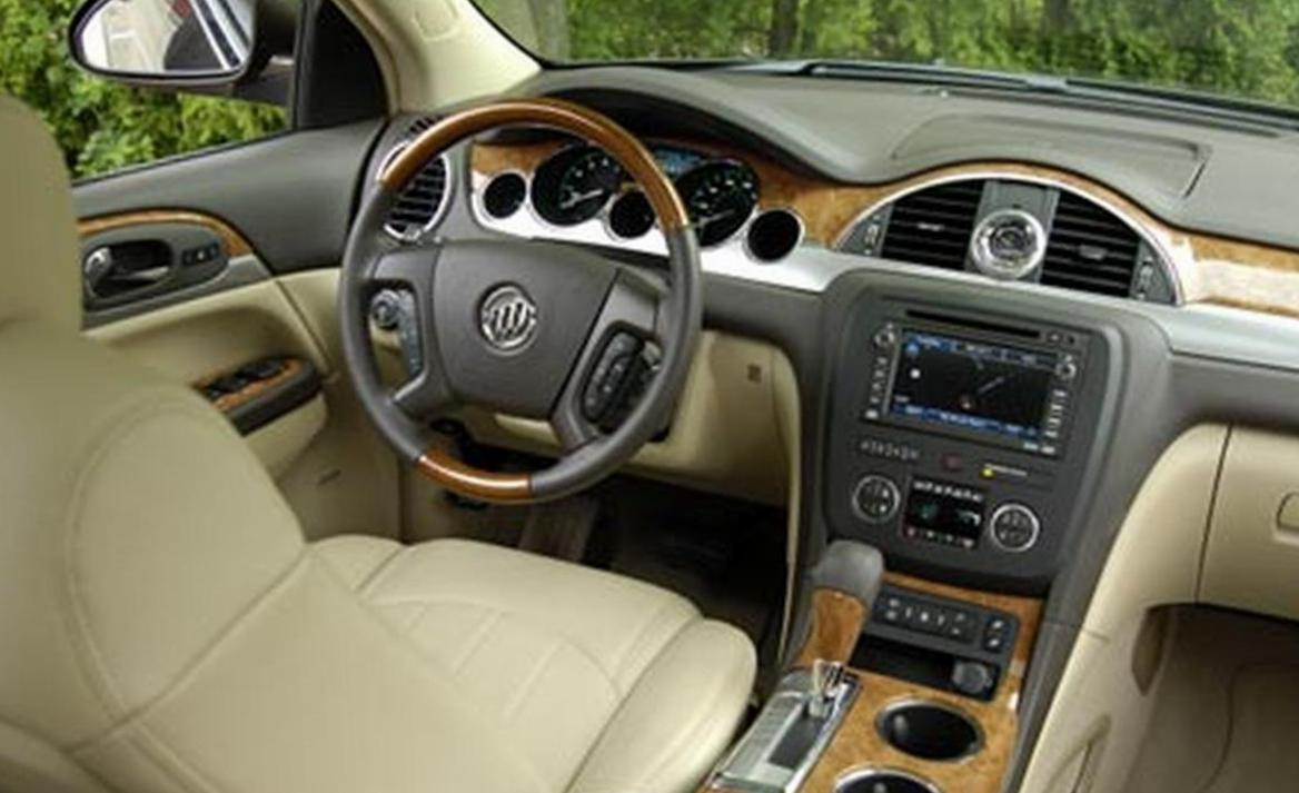 Enclave Buick used suv