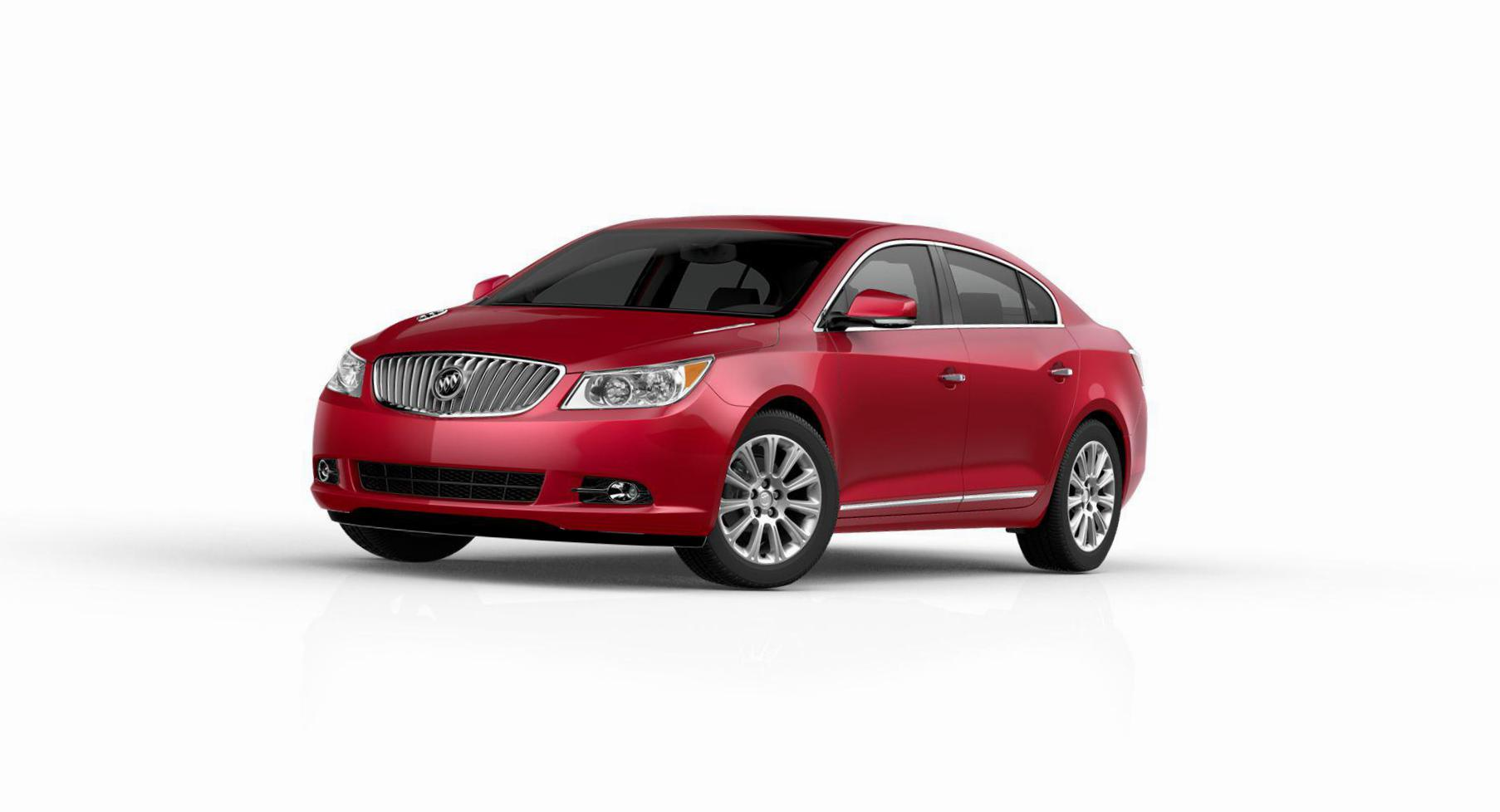 Buick LaCrosse used 2008
