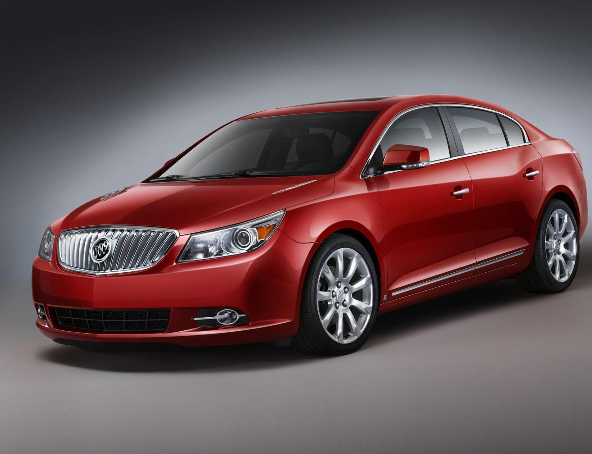 LaCrosse Buick Specification 2013