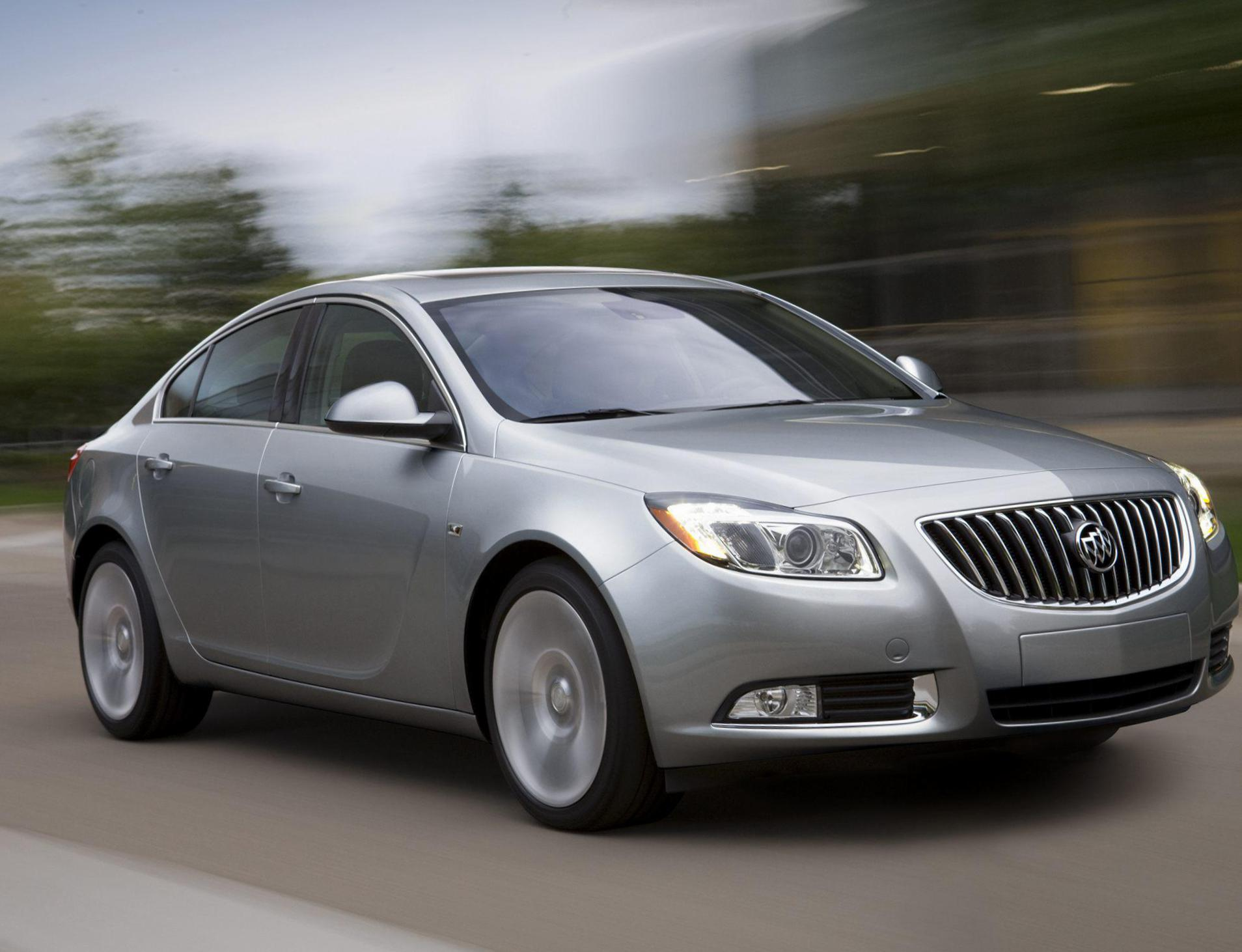 Buick Regal new sedan