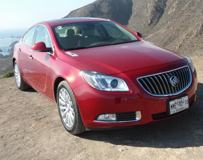 Buick Regal sale 2008