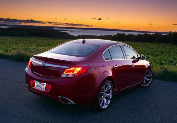 Buick Regal GS cost sedan