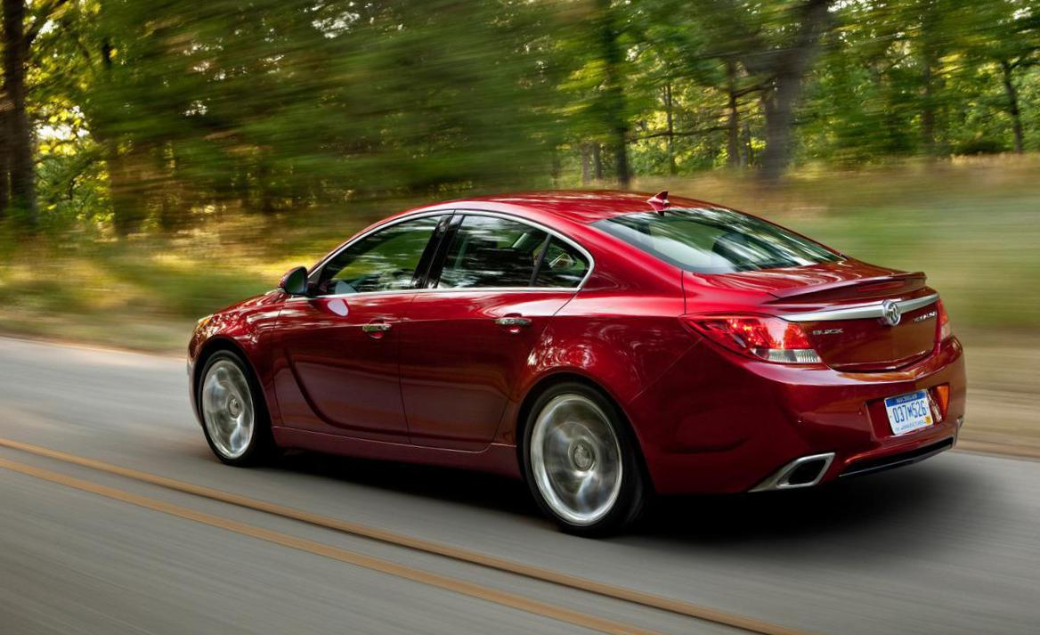 Regal GS Buick Specifications 2012
