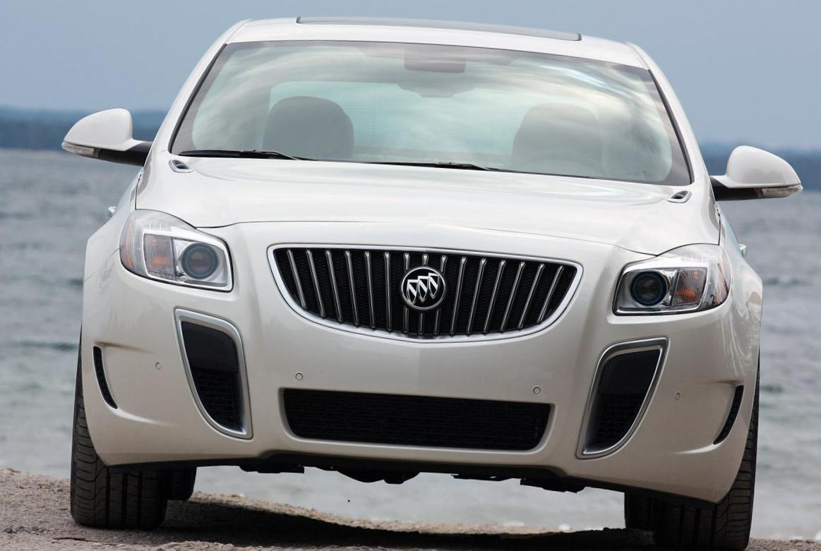 Buick Regal GS lease suv