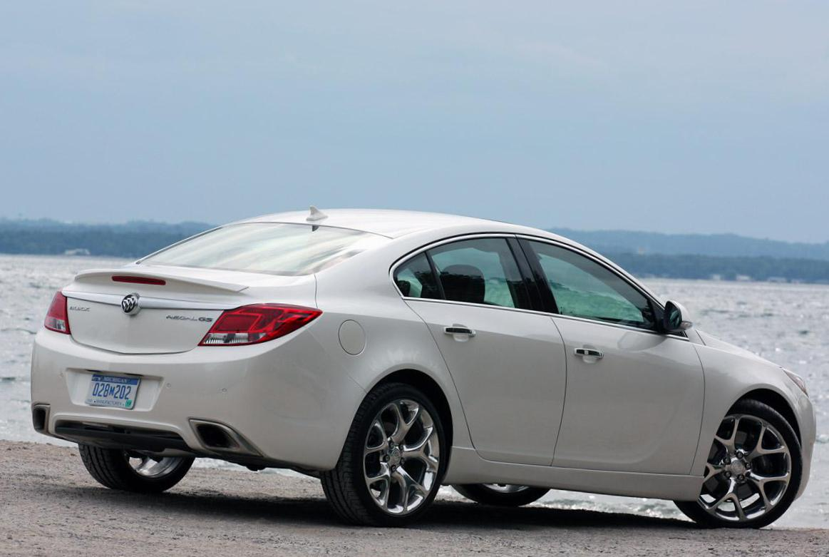 Buick Regal GS tuning 2013