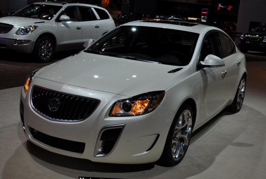 Regal GS Buick models 2013