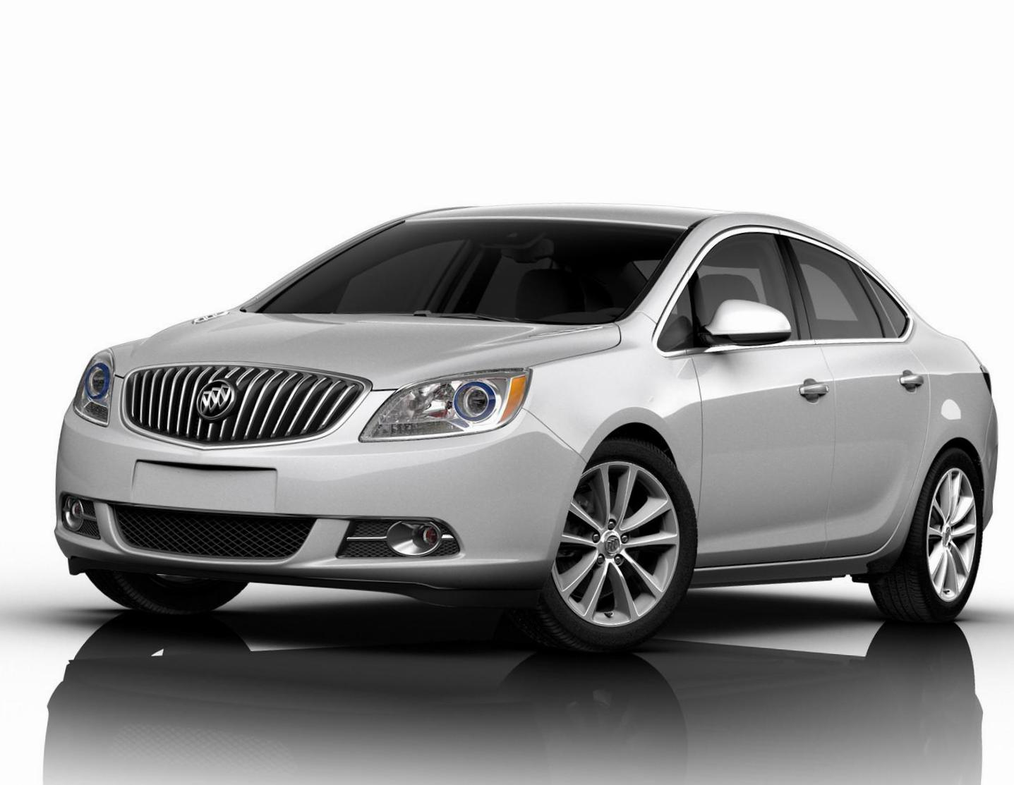 Buick Verano review 2011