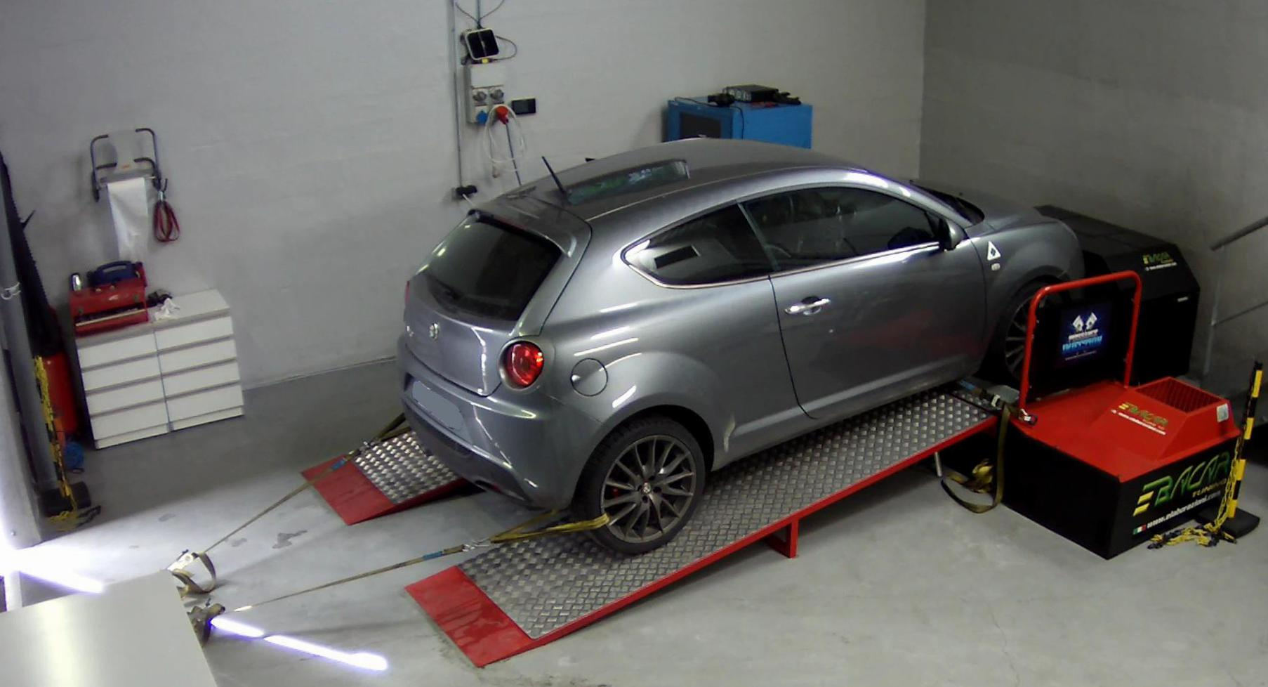 Alfa Romeo MiTo Specifications sedan